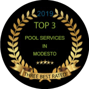 Three Best Rated Pool Service in Modesto, CA